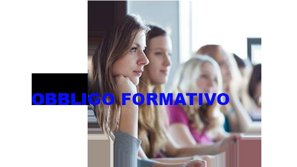 Obbligo Formativo - Obbligo Formativo